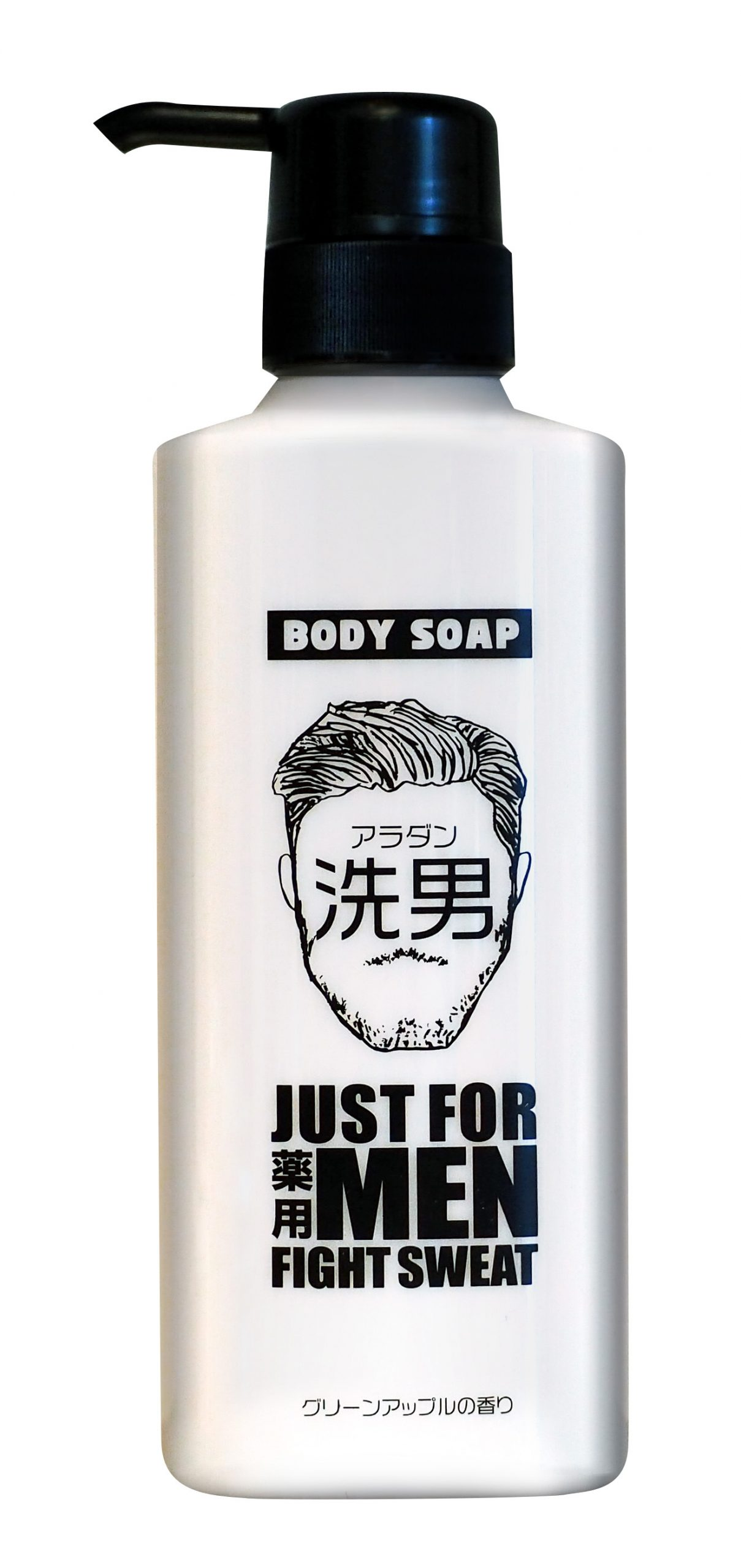 薬用ボディソープ 洗男(アラダン)