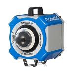 屋外全天候型監視カメラ